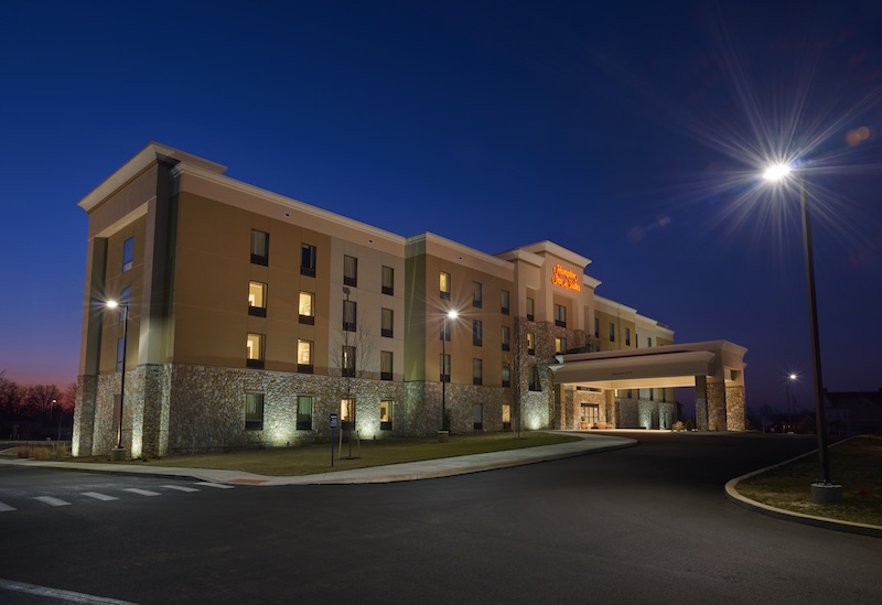 Hampton Inn & Suites | Mt. Joy, PA