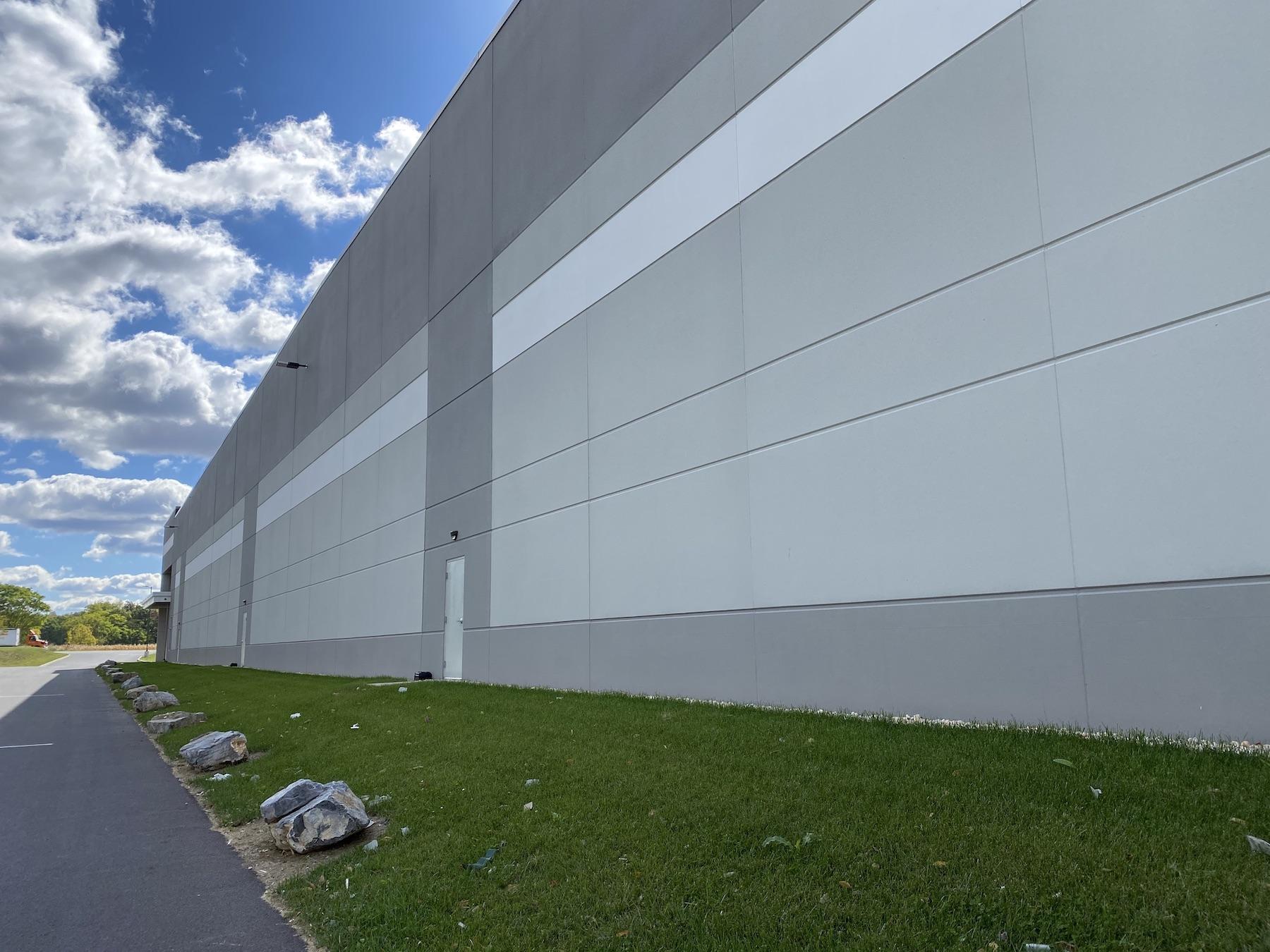 Franklin Logistics warehouse