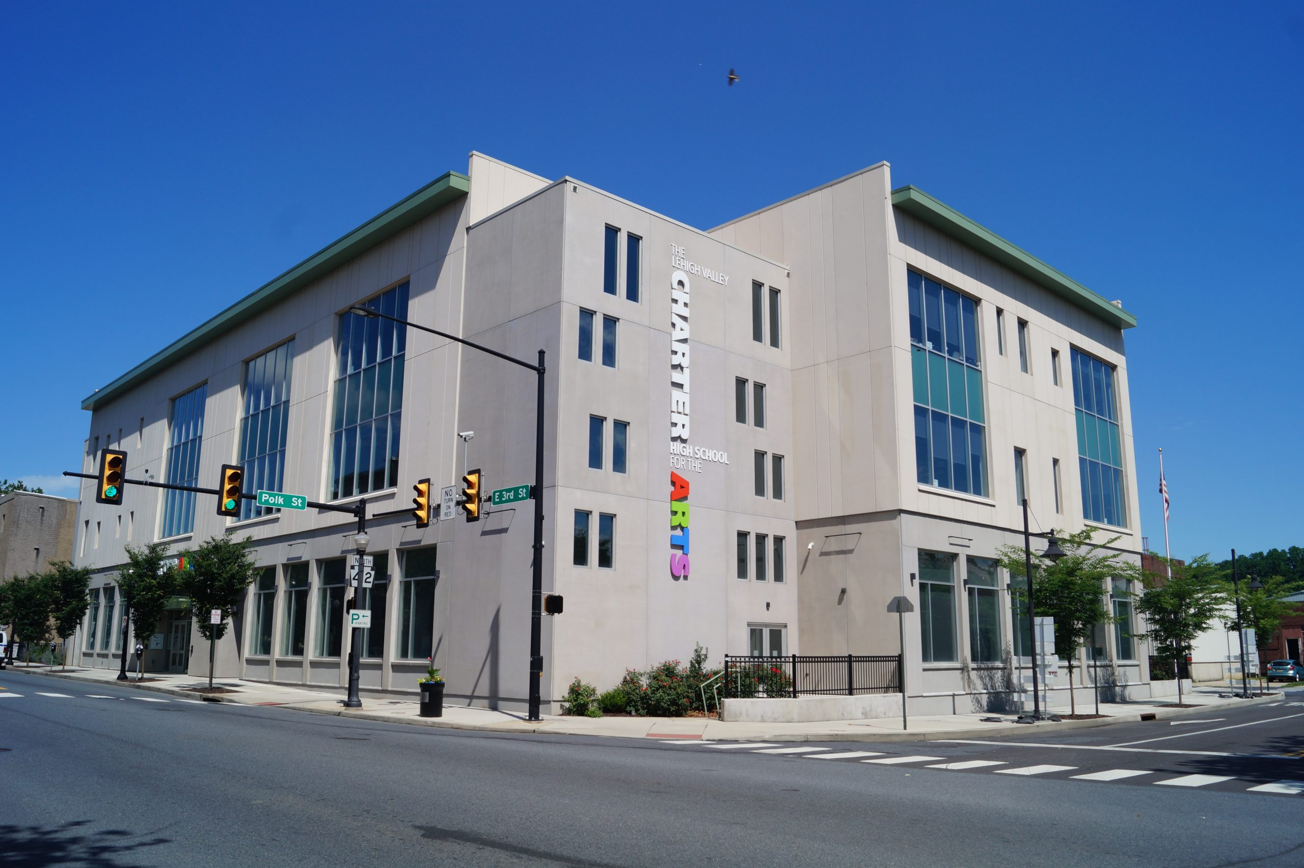 The Lehigh Valley Charter High School for the Arts