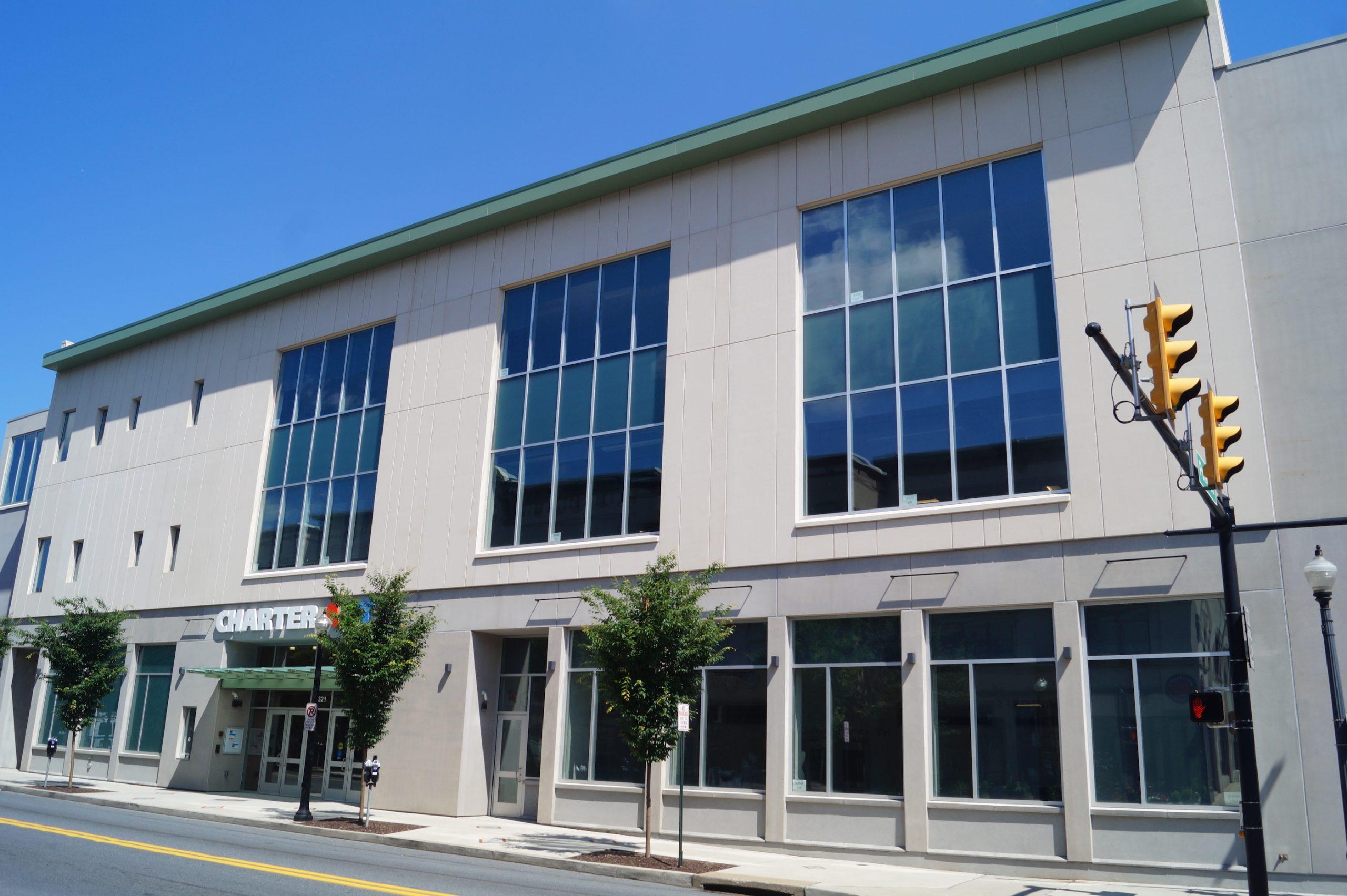 LVSC Building made of Precast Concrete