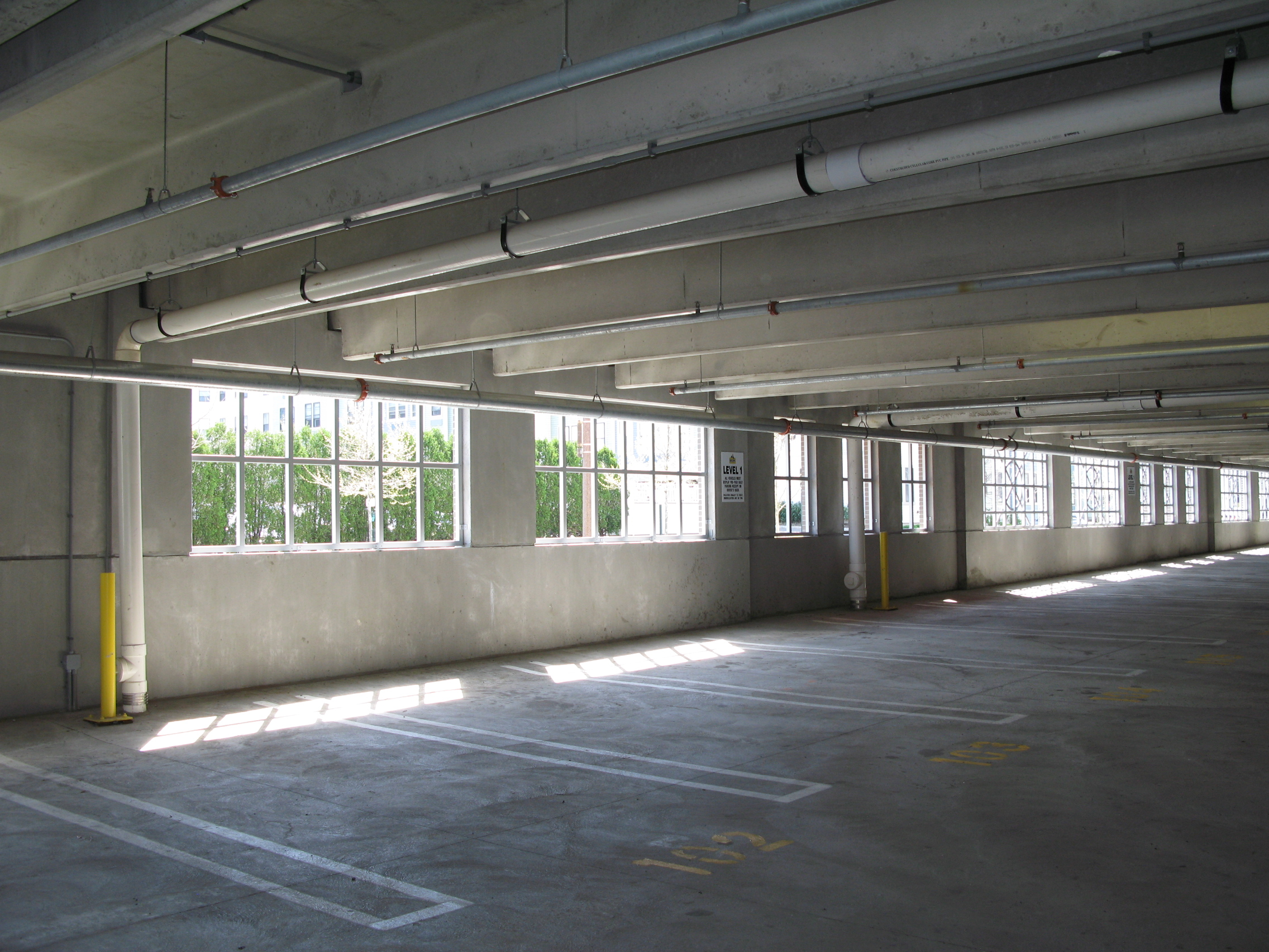 Pier Village Parking Garage
