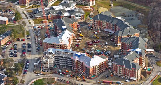 Binghamton University Buildings