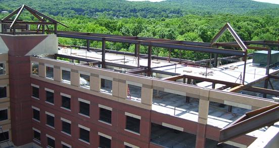 Binghamton University Building