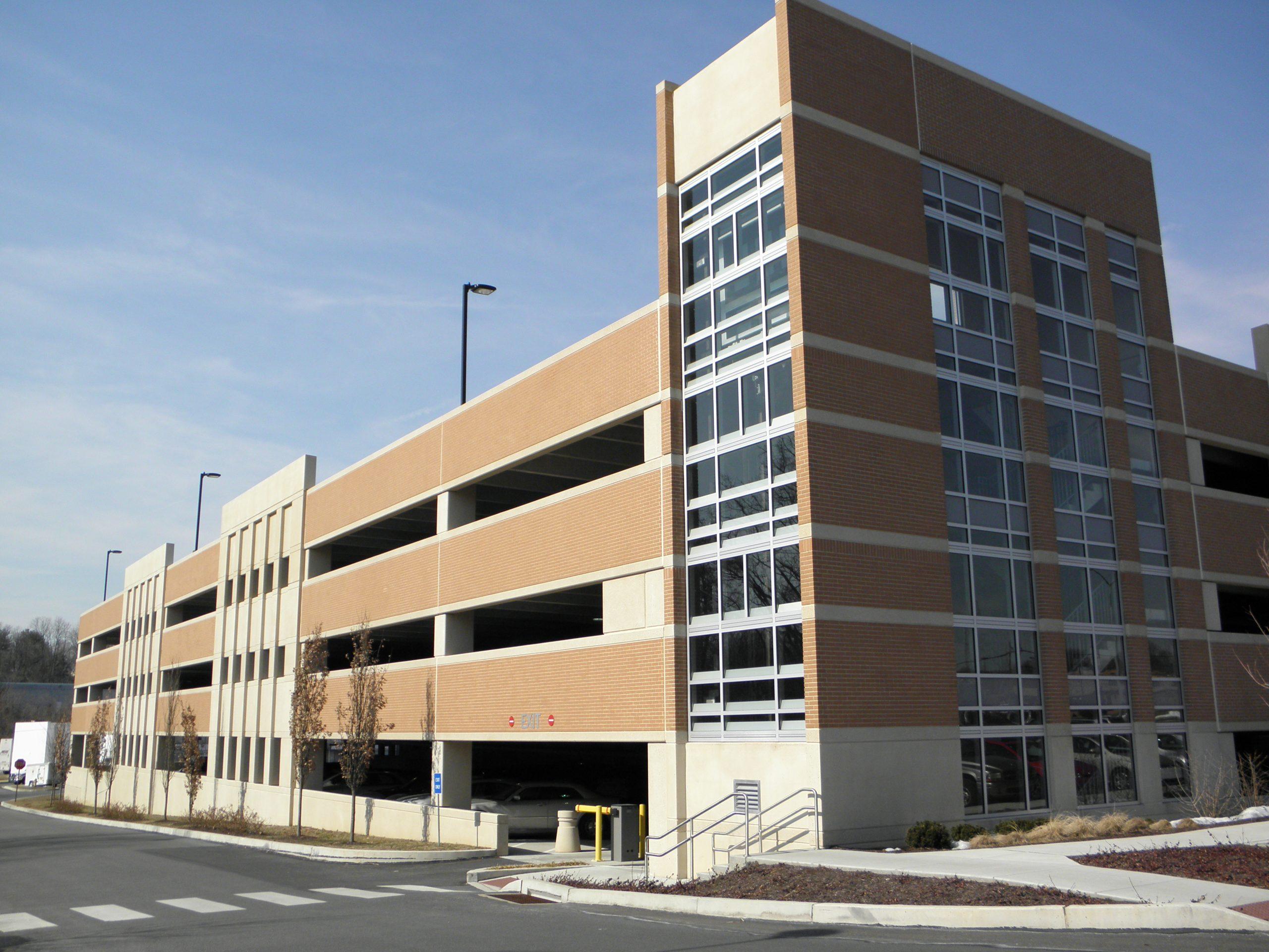 Riddle Memorial Hospital Parking Garage